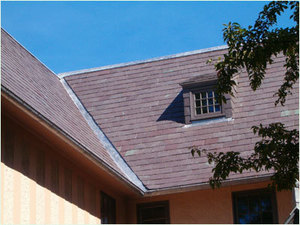 Slate Roofing amp Synthetic Slate Roofing